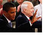 McCain Obama debate