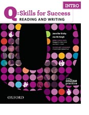 Q Skills for Success Reading Writing Intro